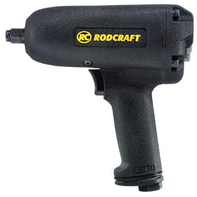 "1/2"" drive impact wrench pistol type - one hand"