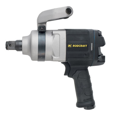 "1"" drive impact wrench - lightweight and powerful"