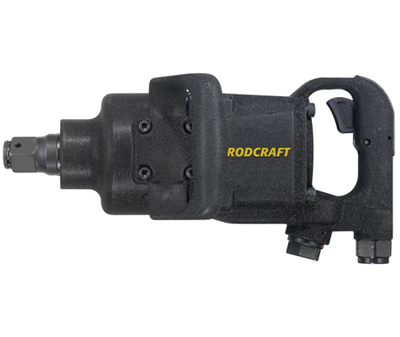 "1"" drive impact wrench - short straight handle type"